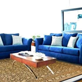Wohnung mit Orientalischem Teppich